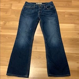 """BKE """"Drew"""" stretch jean size 29X31.5"""